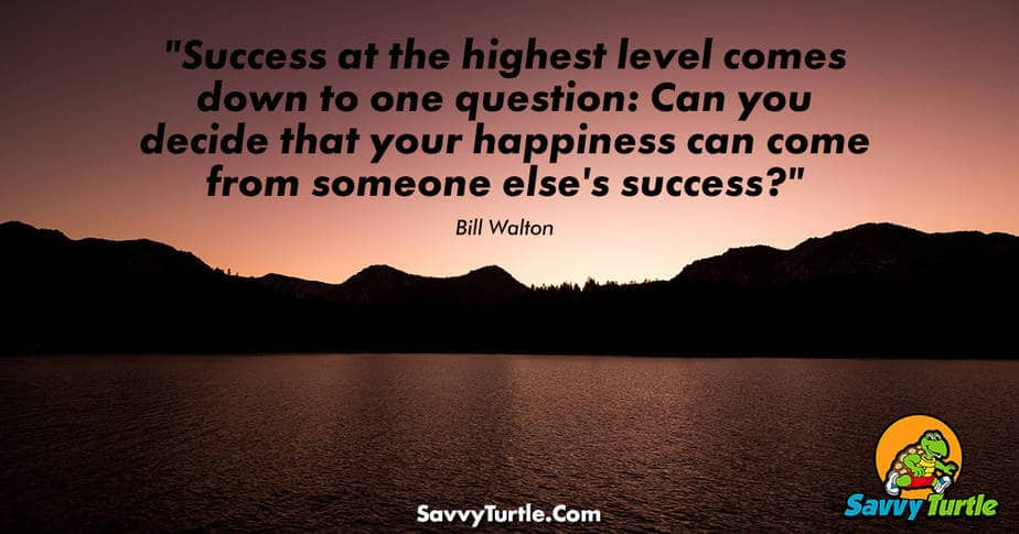 Success at the highest level comes down to one question
