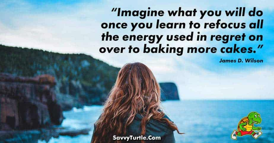 Imagine what you will do once you learn to refocus