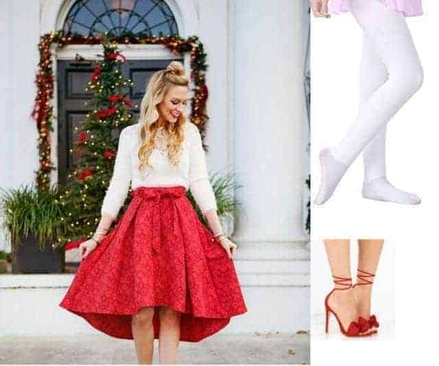 Outfit Ideas for Christmas Eve Gatherings