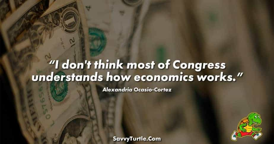 I dont think most of Congress understands