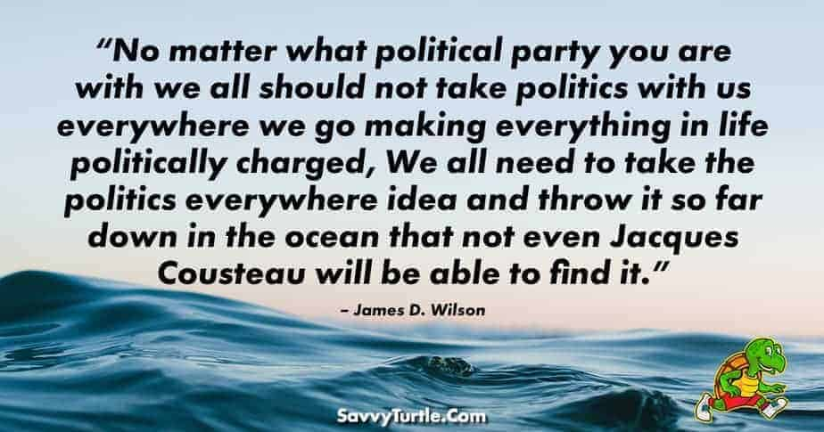 No matter what political party you are with we all should