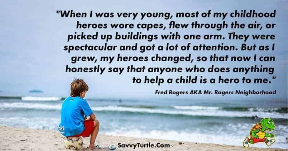 When I was very young most of my childhood heros wore capes