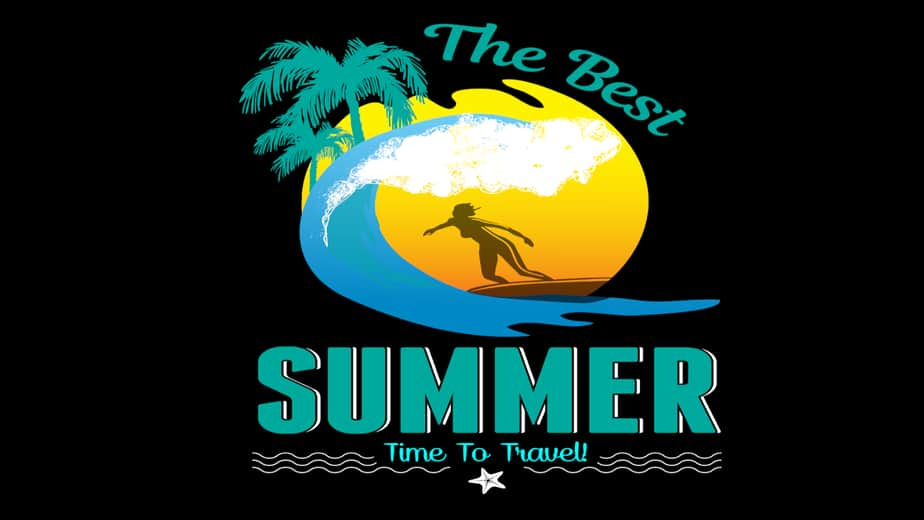 The Best Summer Time To Travel