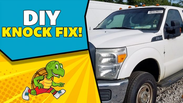 How To Replace F250 Sway Bar End Links
