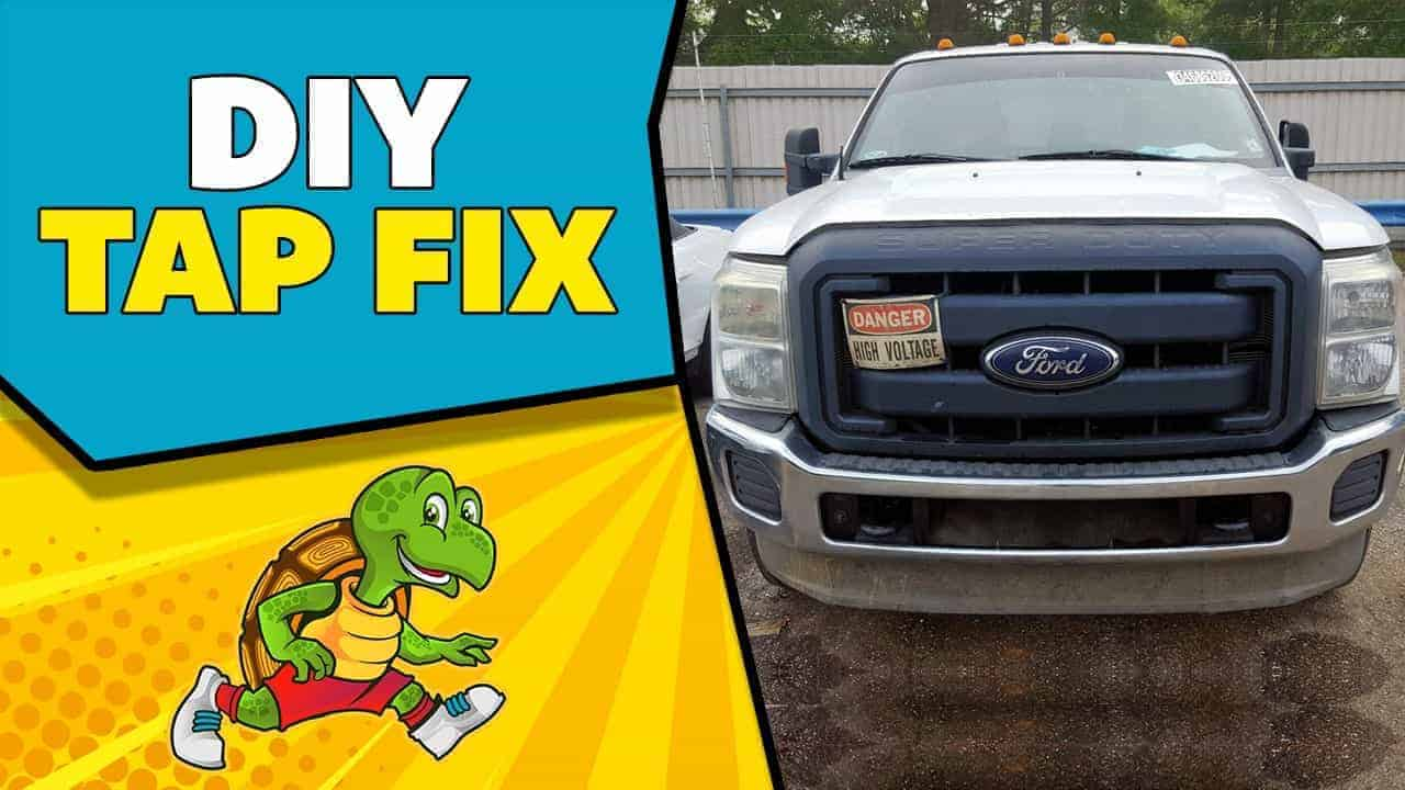 How to Replace F250 Super Duty Sway Bar Bushings