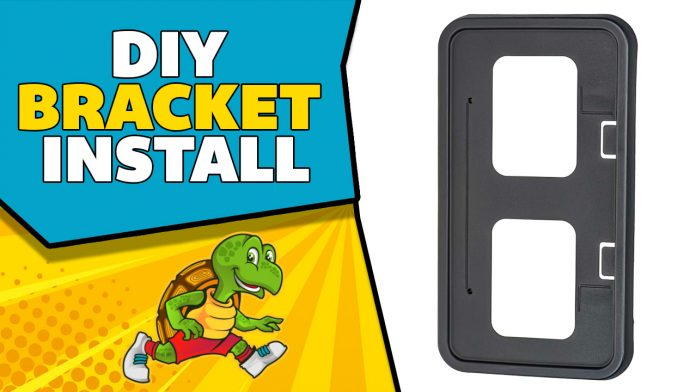 how-to-install-license-plate-bracket-on-ford-f250