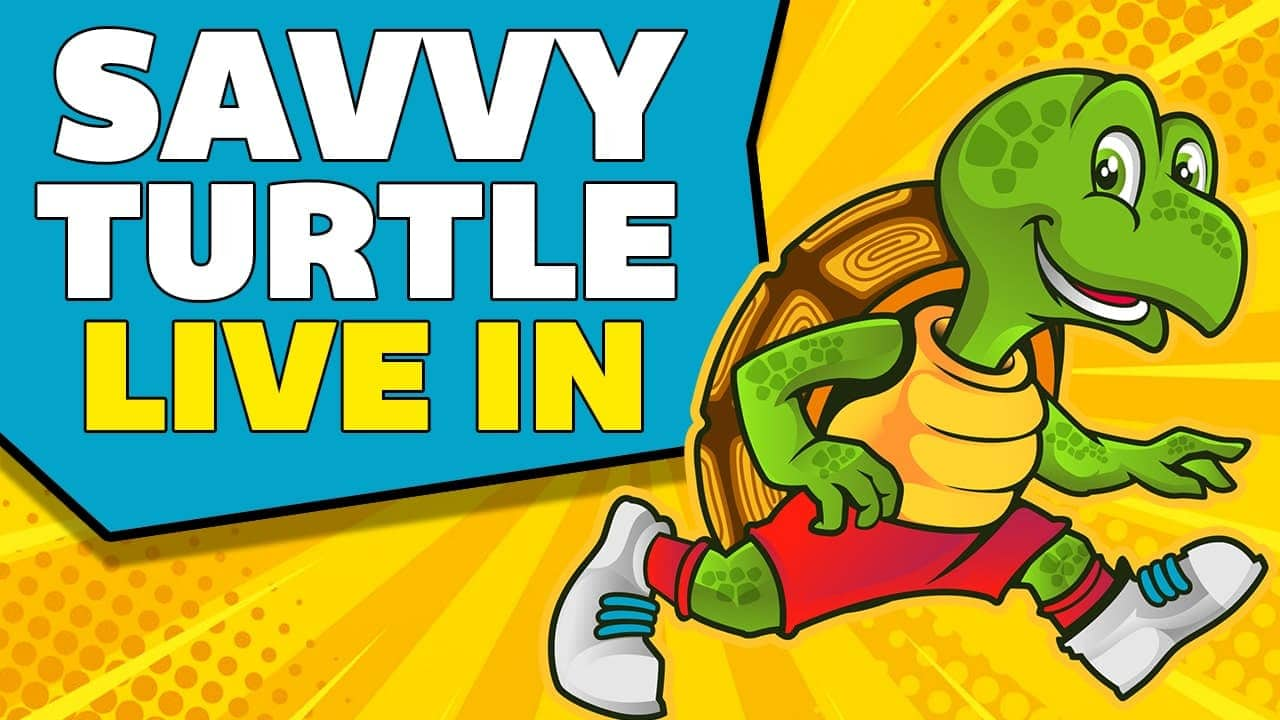 Savvy Turtle Live Chew The Fat Hour 10-04-2020